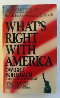 Whats Right/America