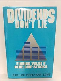 Dividends Dont Lie: Finding Value in Blue-Chip Stocks