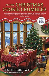 As the Christmas Cookie Crumbles: A Food Lovers' Village Mystery