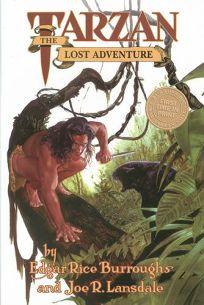 Edgar Rice Burroughs Tarzan: The Lost Adventure