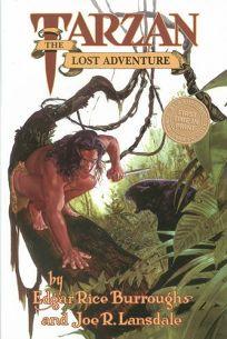 Edgar Rice Burroughs Tarzan: The Lost Adventure