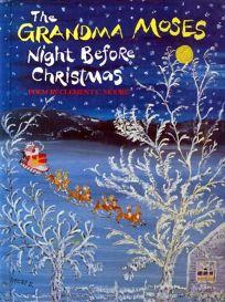 Night Before Christmas-Grandma