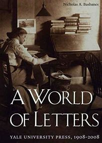 A World of Letters: Yale University Press
