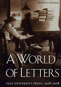 A World of Letters: Yale University Press