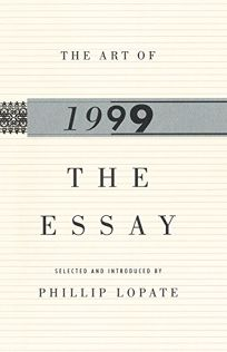 The Art of the Essay