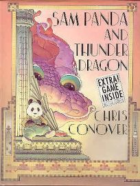 Sam Panda and Thunder Dragon