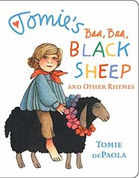 Tomies Baa Baa Black Sheep and Other Rhymes
