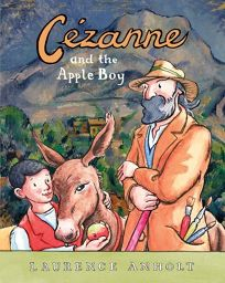 Czanne and the Apple Boy
