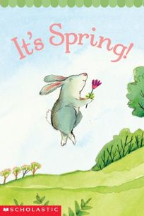 Its Spring! Board Book