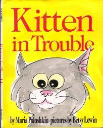Kitten in Trouble