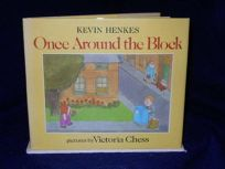 Children S Book Review Once Around The Block By Kevin