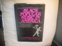 Black Popular Music in America: From the Spirituals