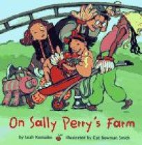 On Sally Perrys Farm