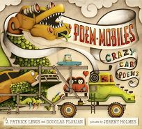 Poem-mobiles: Crazy Car Poems