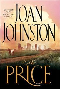 Fiction book review the price by joan johnston author atria 23 the price fandeluxe Choice Image
