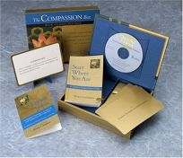 THE COMPASSION BOX: Powerful Practices from the Buddhist Tradition for Cultivating Wisdom