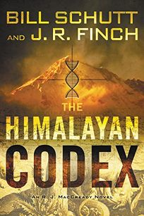 The Himalayan Codex: An R.J. MacCready Novel