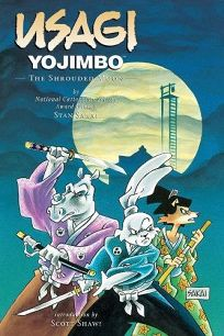 USAGI YOJIMBO: The Shrouded Moon