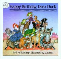 Happy Birthday Dear Duck CL