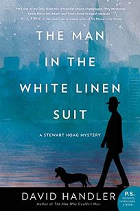 The Man in the White Linen Suit: A Stewart Hoag Mystery