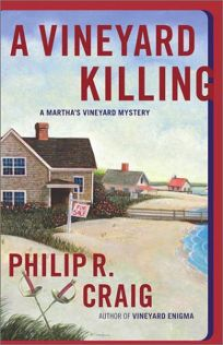 A VINEYARD KILLING: A Marthas Vineyard Mystery