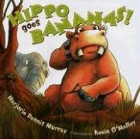Hippo Goes Bananas!