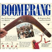 Boomerang: How to Throw