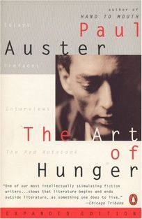 The Art of Hunger: Essays