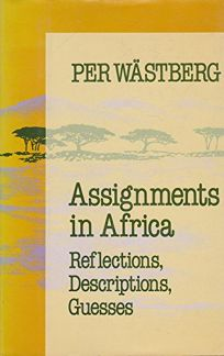Assignments in Africa: Reflections