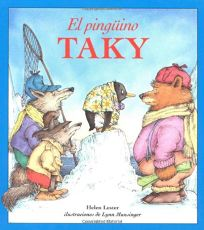 El Pinguino Taky = Tacky the Penguin