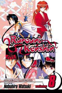 Rurouni Kenshin: Volume 8