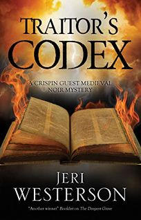 Traitor's Codex: A Crispin Guest Medieval Noir