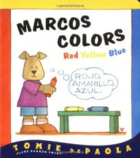 Marcos Colors: Red