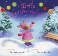 Bella Gets Her Skates on