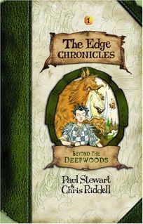 BEYOND THE DEEPWOODS: The Edge Chronicles