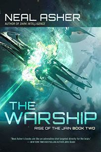 The Warship Rise of the Jain #2