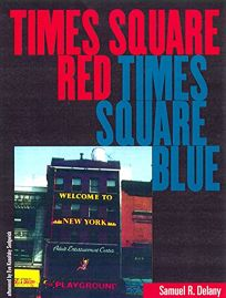 Times Square Red