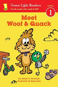 Meet Woof and Quack Reader