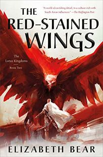 The Red-Stained Wings The Lotus Kingdoms #2