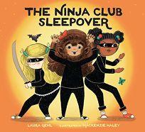 The Ninja Club Sleepover