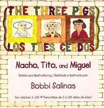 Los Tres Cerdos = The Three Little Pigs