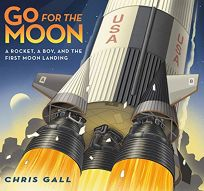 Go for the Moon: A Rocket
