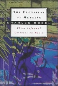 The Frontiers of Meaning