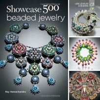 Showcase 500 Beaded Jewelry: Photographs of Beautiful Contemporary Beadwork