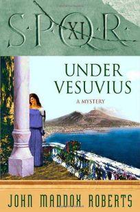 SPQR XI: Under Vesuvius