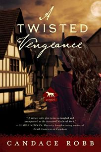A Twisted Vengeance: A Kate Clifford Mystery