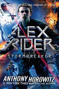 short book review on stormbreaker