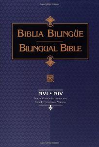 Biblia Bilingue-PR-NU/NIV = Bilingual Bible-PR-NU/NIV