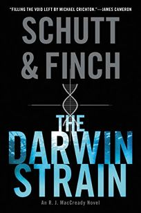 The Darwin Strain: An R.J. MacCready Novel