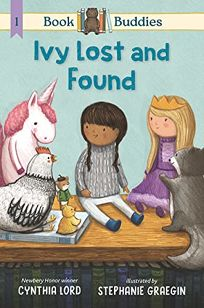 Ivy Lost and Found Book Buddies #1